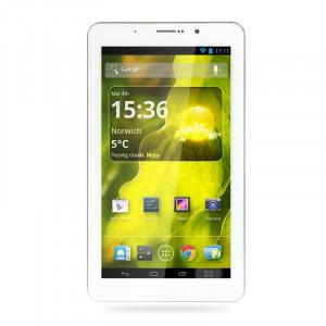 "Dark EvoPad 3G M7300 7"" SIM Destekli 1.3GHz Dual Core 1GB RAM 8GB Beyaz Tablet Bilgisayar"