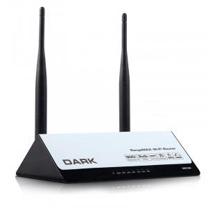 Dark RangeMAX WRT300 802.11n WiFi 300Mbit 2x5dBi Antenli Kablosuz Router / Access Point