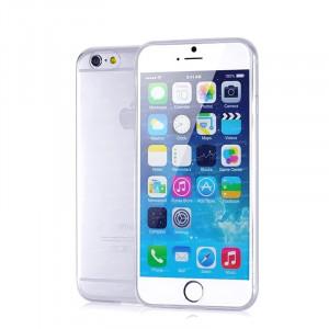 Dark iPhone 6 0,5mm Ultra İnce Şeffaf Görünmez Kılıf