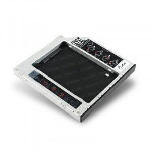 """Dark StoreX X.Tray NB Slim SATA Optik Sürücü Uyumlu 2.5"""" SATA HDD Kutusu"""
