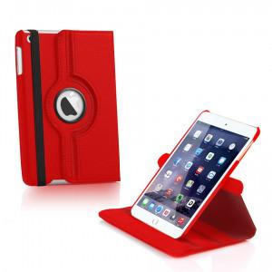 Dark iFlip iPad Mini4 360 Dönebilen Kırmızı Kılıf