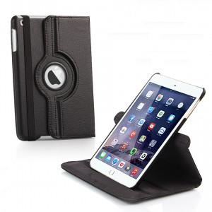 Dark iFlip iPad Mini4 360 Dönebilen Siyah Kılıf