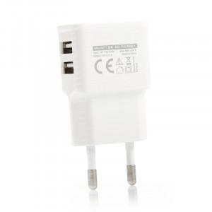 Dark Power Master Micro USB Kablolu Çift Çıkışlı 5V / 2.1A Ev - Araç Hızlı Şarj Kiti