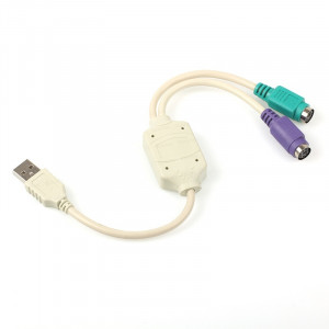 Dark USB 2.0 - PS/2 Dönüştürücü