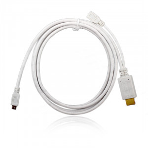 Dark 1.8m MHL - Micro USB - HDMI Dönüştürücü Samsung, HTC, LG Uyumlu Kablo (microUSB Erkek -HDMI Dişi)