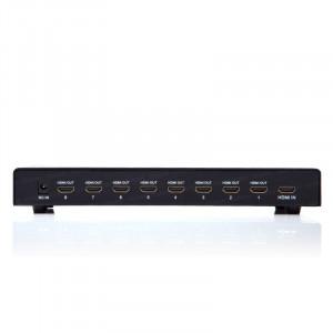 Dark Full HD 1 Giriş 8 Çıkışlı HDMI Splitter (Sinyal Çoğaltıcı)