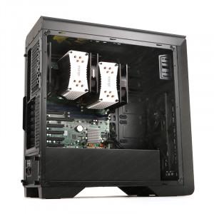 Dark Intel Xeon E2620 V4 işlemci, 64GB DDR4 Bellek, 250GB M.2 SSD, 2TB HDD, GTX1080Ti 11Gb, 600W 80Plus Br.Workstation(DK-PC-WR123)