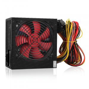 Dark Force 600W 3xSATA, 3xIDE 6+2Pin PCI-E Güç Kaynağı DKPS600C1